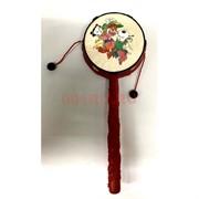 Игрушка барабан буддийский средний