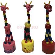 Игрушка деревянная «Жираф»