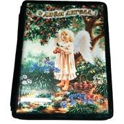 Шкатулка бархатная «С Днем Ангела!» 2 вида
