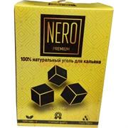 Кокосовый уголь Nero Premium для кальяна 25 мм 72 шт 1 кг