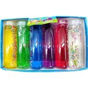 Лизун мялка Soft Slime с фурнитурой 6 шт/уп 420 гр