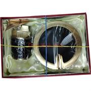 Набор Borui «пепельница и зажигалка» малый набор