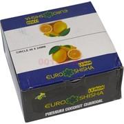 Уголь для кальяна Euroshisha 1 кг для калауда