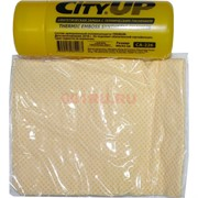 Салфетка City Up (CA-226) синтетическая замша 40х32 см