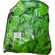 Глина пластилин мягкая зеленая 100 шт