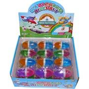Лизун мялка «самолет» Dual Colour Aircraft