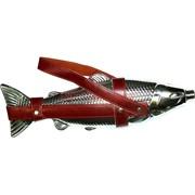 Фляга 18 унций «рыба»