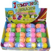 Легкая глина (пластилин) Jumping Beans 20 шт/уп