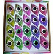 Лизун мялка «глаз» 20 шт/уп