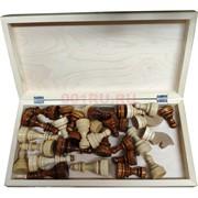 Шахматы 43х43 см деревянные (Россия)