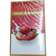 Al-Kayf табак для кальяна 50 гр «Yougurt & Strawberry»