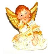 Ангелочек из полистоуна 7 см