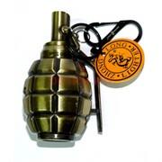 Зажигалка брелок «РГД 008 808» металлическая