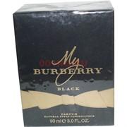 Парфюмированная вода Burberry «My Burberry Black» 90 мл мужская