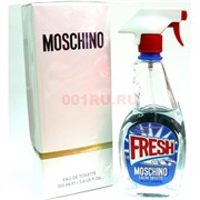 Туалетная вода Moschino «Fresh» 100 мл женская