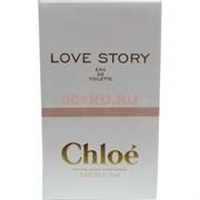 Туалетная вода Chloe «Love story» 75 мл женская