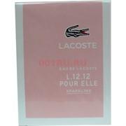 Туалетная вода Lacoste «L.12.12 Pour Elle» Sparkling 100 мл женская