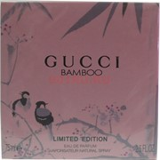 Парфюмерная вода Gucci «Bamboo» 75 мл женская