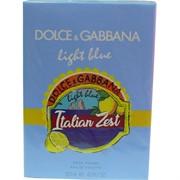 Туалетная вода Dolce & Gabbana «Italian zest Light Blue» 125 мл женская