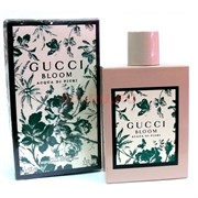 Туалетная вода Gucci «Bloom acqua di fiori» 100 мл женская