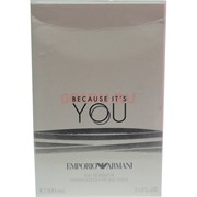 Парфюмерная вода Emporio Armani «Because it's you» 100 мл мужская