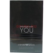 Туалетная вода Emporio Armani «Stronger with you» 100 мл мужская