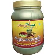 Чаванпраш Шанти Веда с шафраном 500 гр