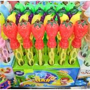Мыльные пузыри «4 фрукта» 24 шт/уп