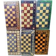 Шахматы 40 см доска модели в ассортименте