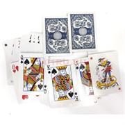 Карты для покера №976 с пластиковым покрытием 54 карты 288 шт/кор