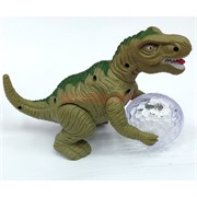 Динозавр «ти-рекс» (арт.73) на батарейках 12 шт/уп