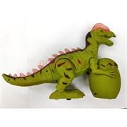 Динозавр с гребнем (арт.74) на батарейках 12 шт/уп
