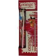 Зубная щетка Orange мягкая 12 шт/уп