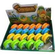 Йо-йо «Динозавры» 24 шт/уп (светящиеся)