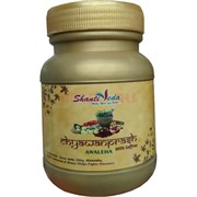 Чаванпраш Шанти Веда с шафраном 250 гр