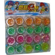 Йо-йо простые пластиковые 20 шт/уп