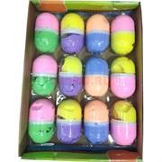 Легкая глина (пластилин) Jumping Beans 12 шт/уп