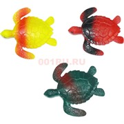 Игрушка резиновая «черепаха»