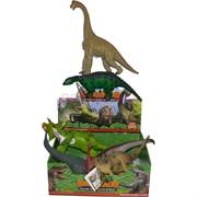 Динозавры со звуком 6 шт/уп