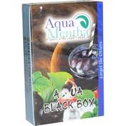 Табак для кальяна Aqua Mentha от Адалии 50 гр «Aqua Black Box»