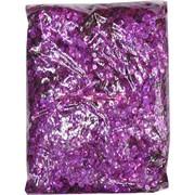 Пайетки для рукоделия «круглые фиолетовые» 500 гр