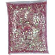 Пайетки для рукоделия «круглые лиловые» 500 гр