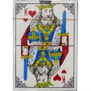 Карты игральные №9899 колода 54 карт 100 шт/коробка