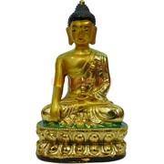 Статуэтка Будда из полистоуна 12 см