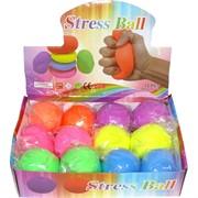 Игрушка-антистресс Stressball 7 см 12 шт/уп