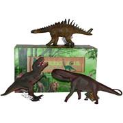 Динозавры твердые 6 шт/уп