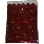 Пакет цветной пленочный 15x30 см 100 шт/уп
