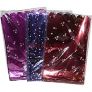 Пакет цветной пленочный 30x50 см 100 шт/уп