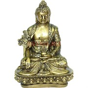 Нецке Будда 12 см полистоун