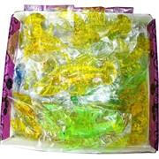 Лизун-прилипала «раки» цветные 24 шт/уп